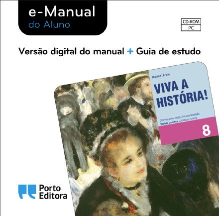 e-Manual do Aluno - Viva a História! - 8º ano
