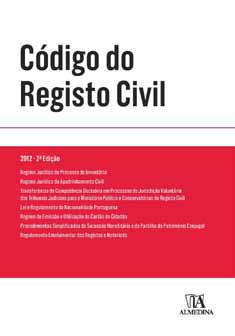 Código do Registo Civil