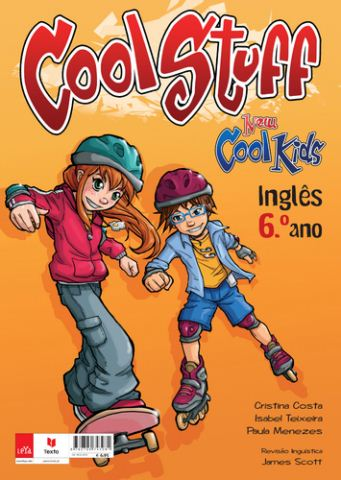 New Cool Kids 6 - Workbook